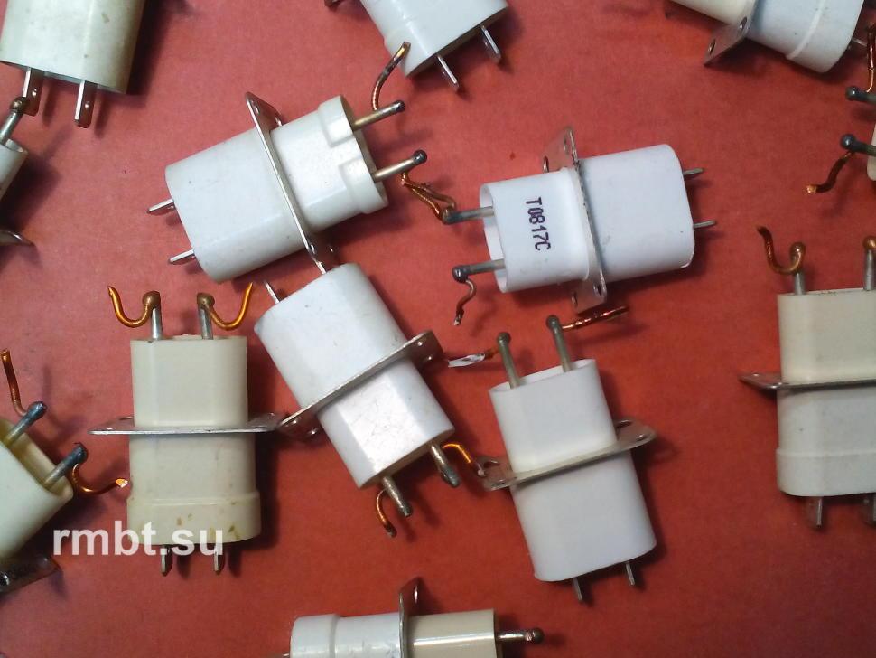 Проходной конденсатор (изолятор) магнетрона